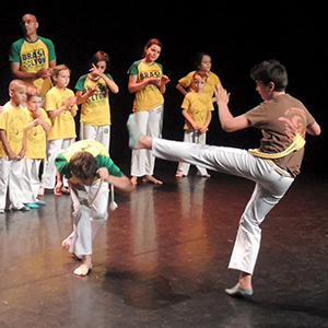 Capoeira MJC Laënnec-Mermoz