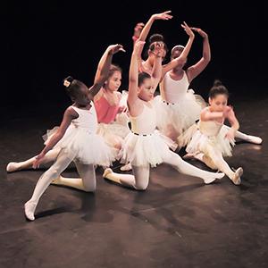 Danse classique MJC Laënnec-Mermoz