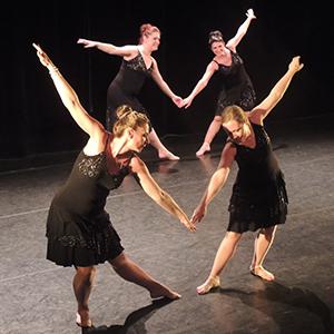 Danse contemporaine MJC Laënnec-Mermoz
