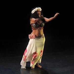 Danse tahitienne MJC Laënnec-Mermoz