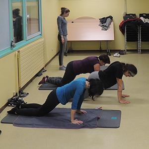 Gym Pilates MJC Laënnec-Mermoz