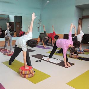 Yoga MJC Laënnec-Mermoz